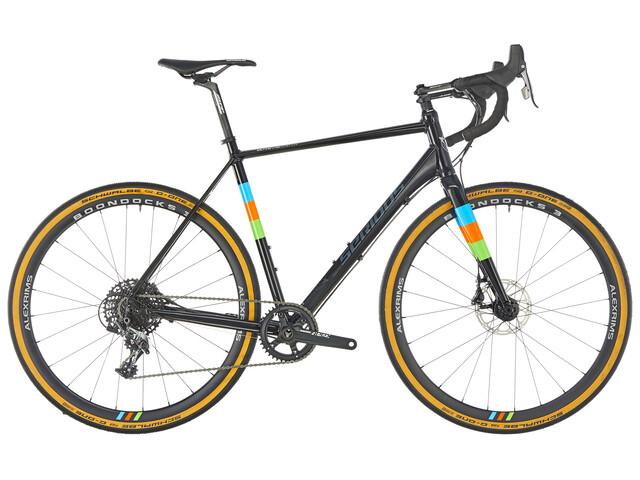 Serious Grafix Elite black-rainbow